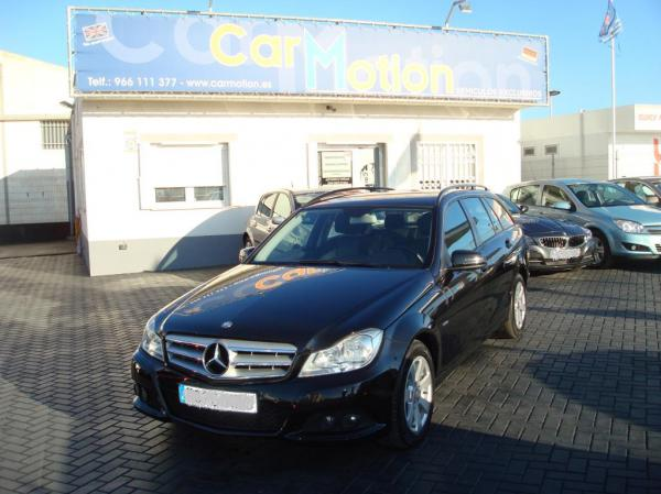 MERCEDES C 200 CDI BE FAMILIAR
