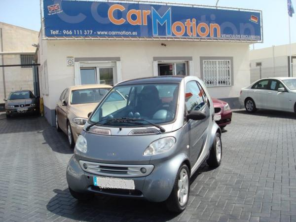 SMART FORTWOO 0.6 PASSION