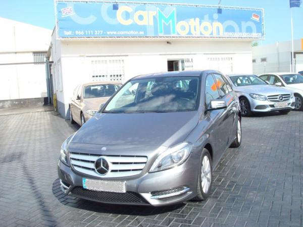 MERCEDES B 180 CDI BLUE EFFICIENCY