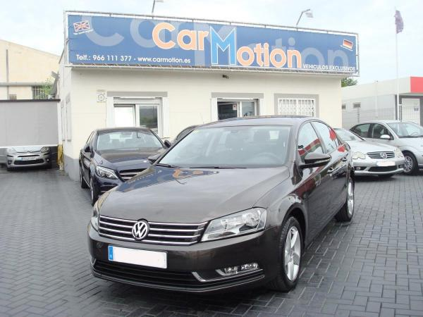 VW PASSAT 1.6TDI BLUEMOTION