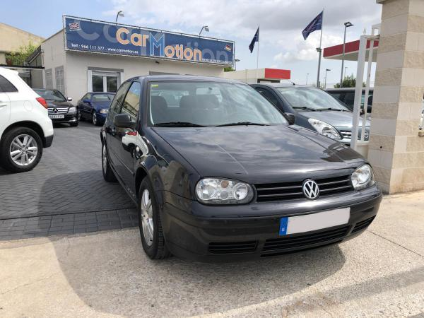 VW GOLF 1.9 TDI CONCEPTLINE