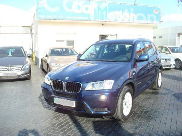 BMW X3 2.0D XDRIVE ESSENTIAL EDITION