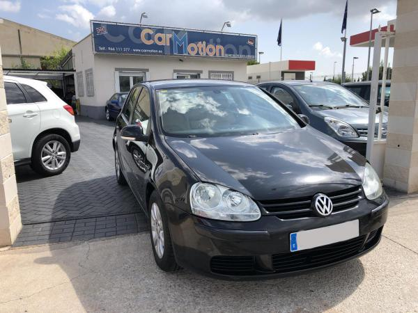 VW GOLF 1.9 TDI DSG HIGHLINE