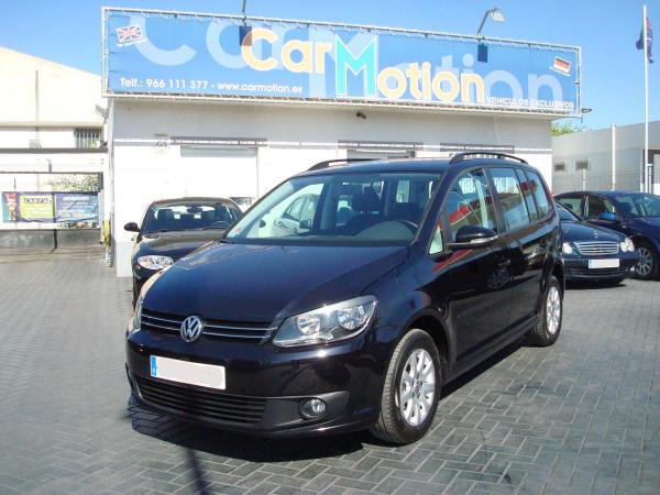 VW TOURAN 16 TDI EDITION. 7 PLAZAS