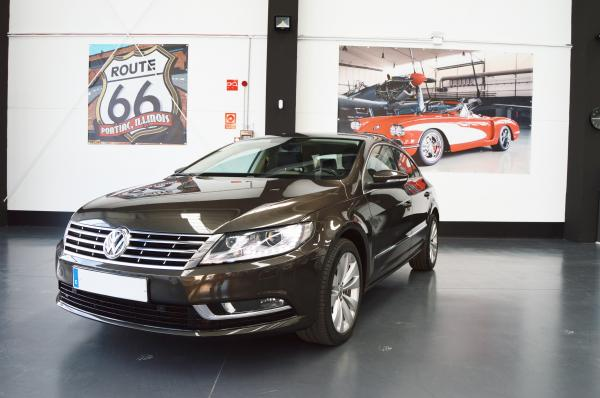 VW CC 2.0 TDI DSG BLUEMOTION