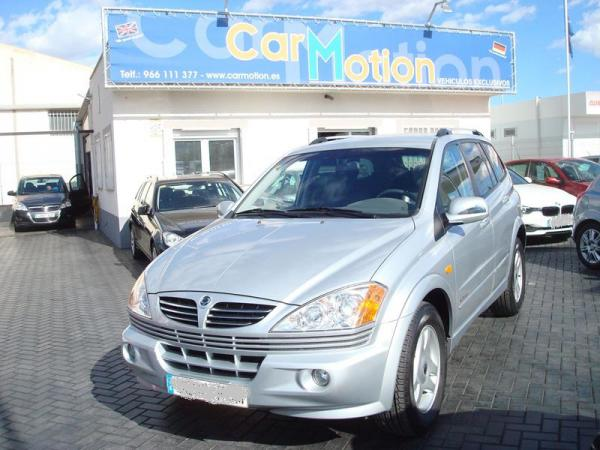 SSANGYONG  KYRON 200 XDI LIMITED