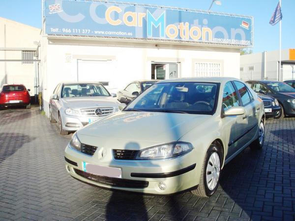 RENAULT LAGUNA 1.9 DCI AUTHENTIC
