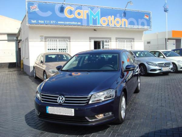 VW PASSAT 1.6 TDI EDITION BLUEMOTION TECH