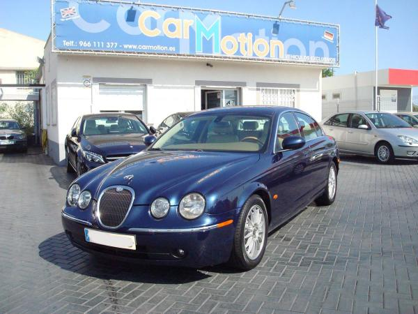 JAGUAR S-TYPE 2.7D EXECUTIVE
