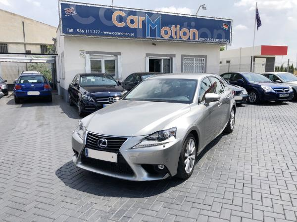 LEXUS IS 300 HIBRIDO EXECUTIVE