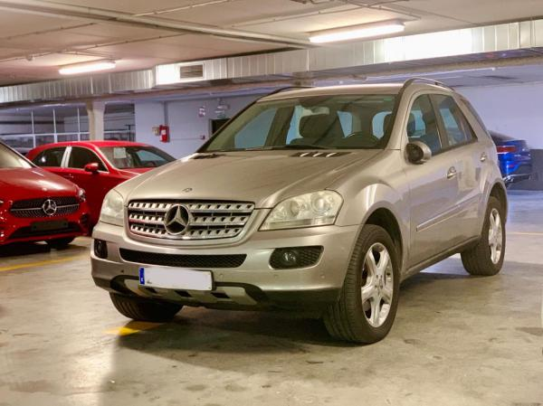 MERCEDES ML 280 CDI 4 MATIC