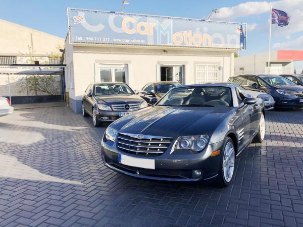 CHRYSLER CROSSFIRE 3.2 LIMITED CABRIO
