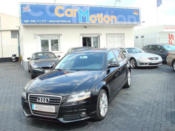 AUDI A4 2.0 TDI FAMILIAR