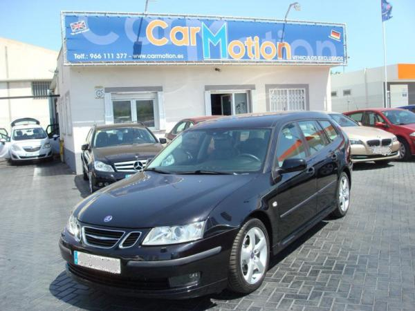 SAAB 9-3 HATCH 1.9 TID VECTOR