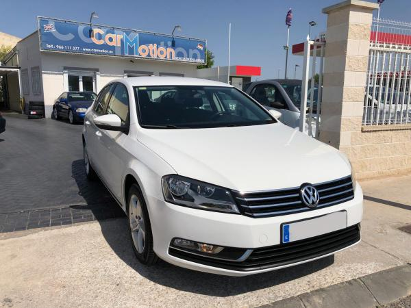 VW PASSAT 2.0 TDI BLUEMOTION